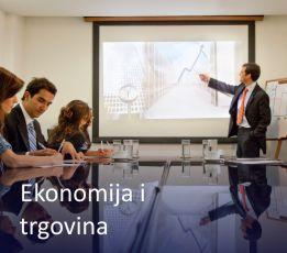 ekonomija i trgovina
