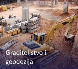 graditeljstvo i geodezija